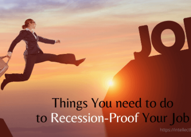 Coronavirus and Job Loss: Things You need to do to Recession-Proof Your Job