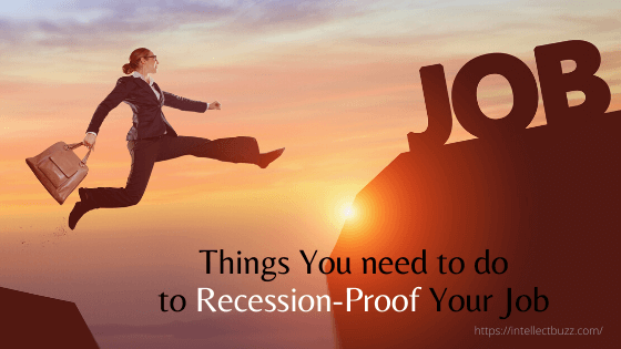Recession-Proof Your Job