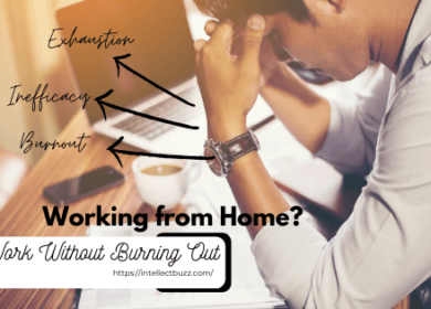 Working from Home? Work Without Burning Out