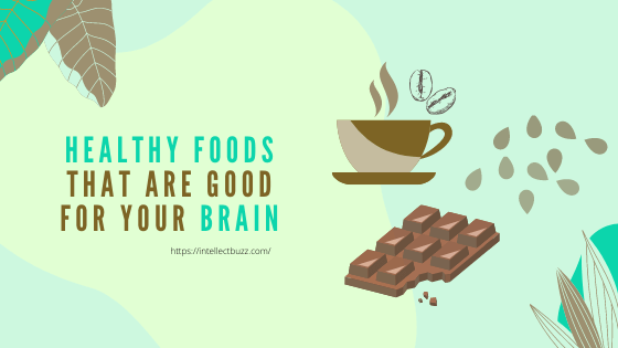 Foods for brain