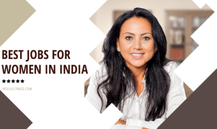 best jobs for women in india